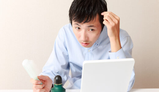 壮年性脱毛症とはどんな症状なのか?AGAとの関係性も解説