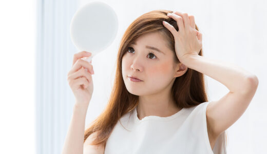 日焼けは頭皮や髪にどのような影響を与える?対策やケアの方法もご紹介
